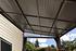 Sojag Terassenüberdachung Portland10x12, 363,5x 298,5x 240 cm (BxTxH) (2)