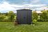 Spacemaker Metallgerätehaus 6x5, 194x 151x 191 cm (BxTxH) (2)
