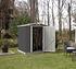 Spacemaker Metallgerätehaus 6x5 EZEE, 177x 157x 183 cm (BxTxH) (2)