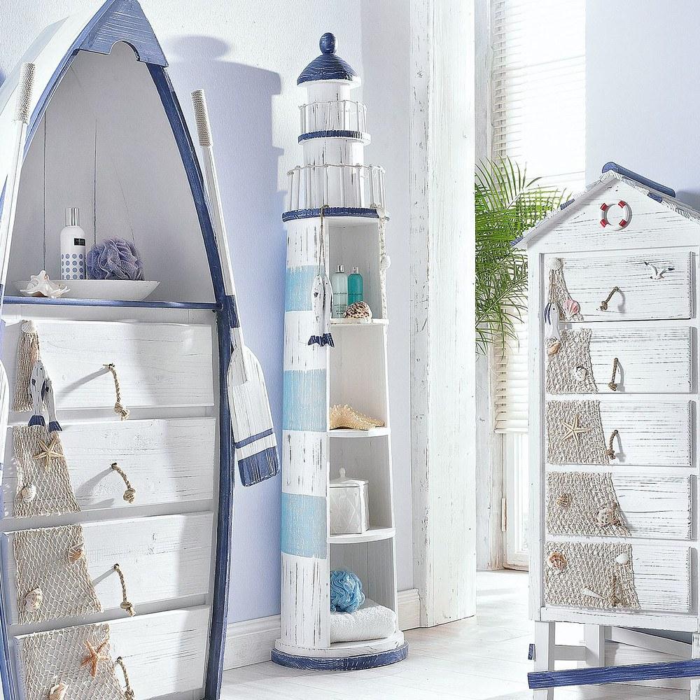 miavilla regal leuchtturm g nstig online kaufen mein. Black Bedroom Furniture Sets. Home Design Ideas