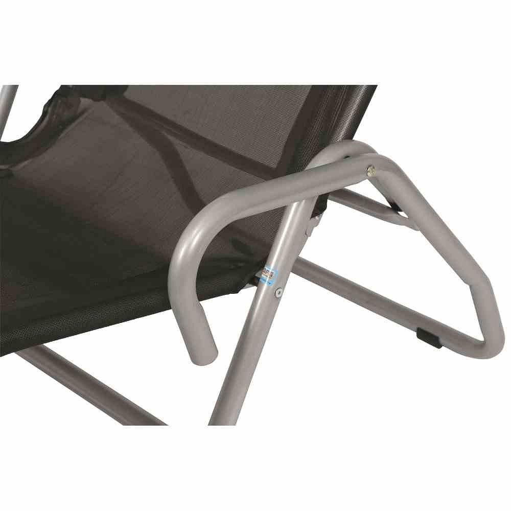 mfg b derliege pool 3 silber schwarz gestell silber bezug schwar g nstig online kaufen mein. Black Bedroom Furniture Sets. Home Design Ideas