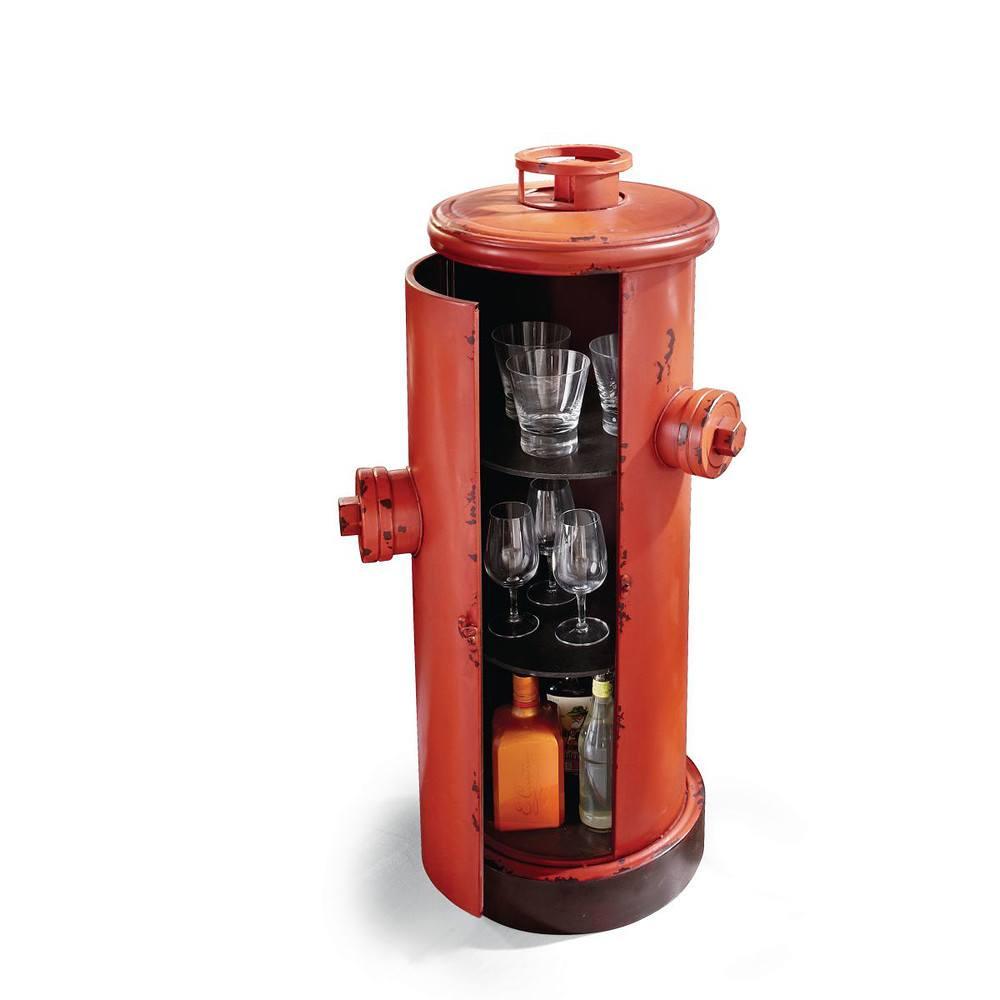 schrank hydrant rot g nstig online kaufen mein sch ner garten shop. Black Bedroom Furniture Sets. Home Design Ideas