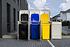 Hide Mülltonnenboxen Mülltonnenbox 140l Alu-Verbund3er Box, 181,4x 63,4x 115,2 cm (BxTxH) (3)