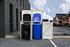 Hide Mülltonnenboxen Mülltonnenbox 240l Alu-Verbund2er Box, 139,4x 80,7x 115,2 cm (BxTxH) (3)