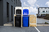 Hide Mülltonnenboxen Mülltonnenbox 240l Holz2er Box, 139,4x 80,7x 115,2 cm (BxTxH) (3)