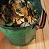 NOOR Gartensack Profi M 120l Ø 45x75 cm Laubsack grün (3)