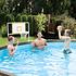 Summer Waves Basketball Set Frame Pool Zubehör (3)