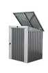 Westmann Mülltonnenbox 1-fach, 104x 101x 134 cm (BxTxH) (3)